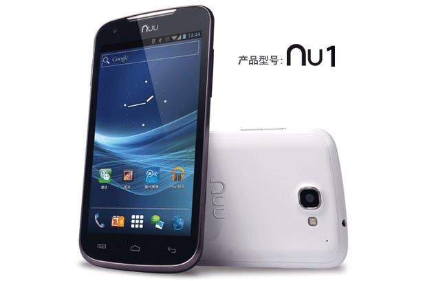 nuu nu1 android phone