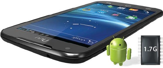 nuu nu1 android phone china
