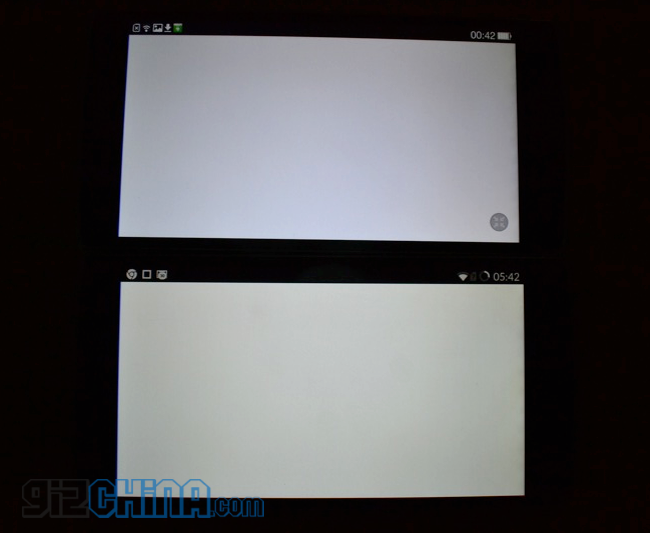 oneplus one yellow tint