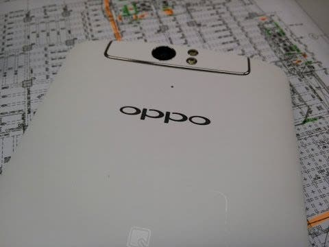 Video thumbnail for youtube video Oppo Ambassador Oppo N1 unboxing and hands on - Gizchina.com
