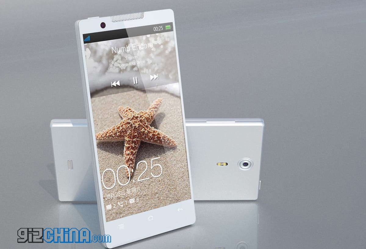 Oppo Find 5 images and detailed specification leaked - Gizchina com