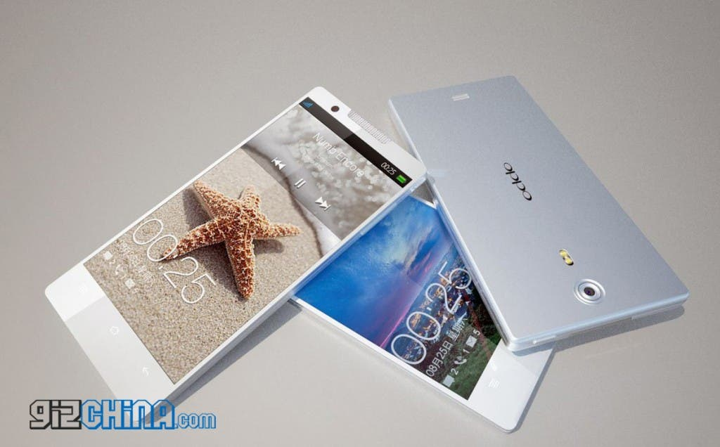 oppo find 5 leaked image