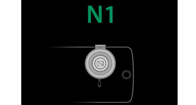 oppo n1 lens attachment