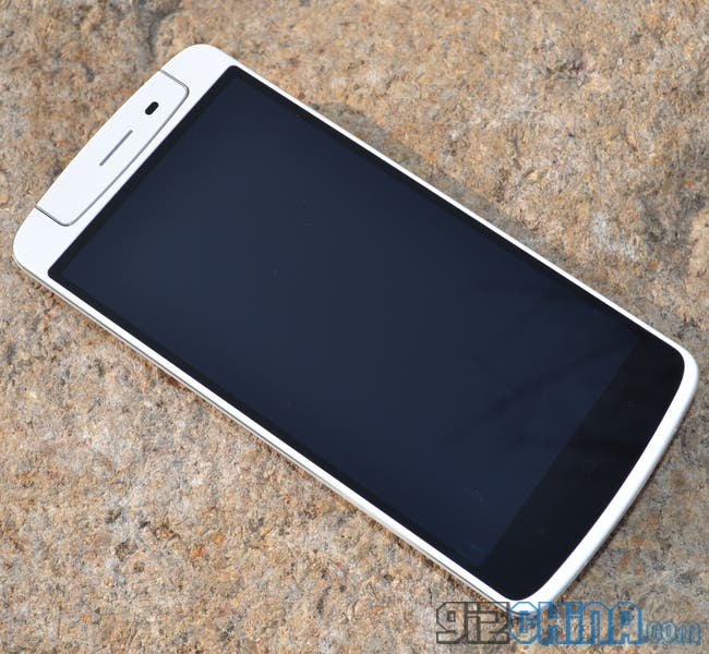 oppo n1 review front