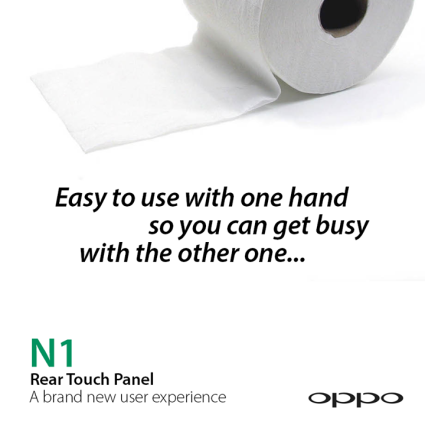 oppo n1 toilet paper Xiaomi MI3, Meizu MX3 and Oppo N1! Flagship battle begins September, details here!