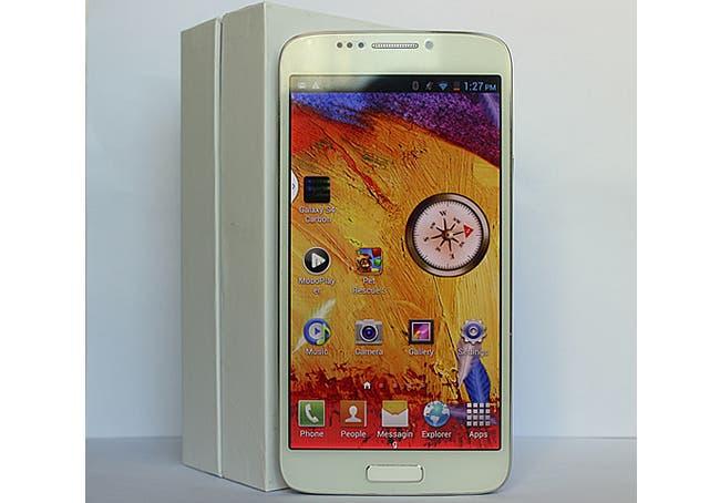 Поступил в продажу 6 дюймовый OrientPhone H8