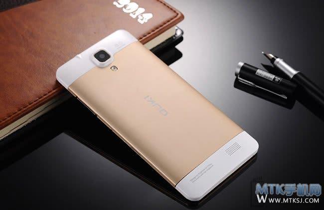 Ouki A5   доступный 4 ядерный смартфон
