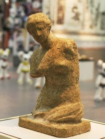 Venus De Mio Made From Panda Dung Sells For $45,000!