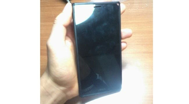 Pantech Vega Iron leaked in spy photos