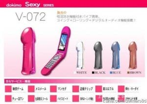 penis shaped mobile phone