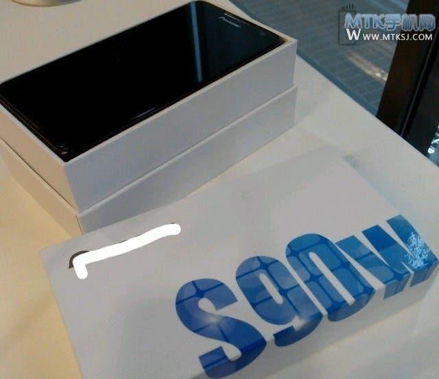 pioneer S90w quad-core MT6589 china leak