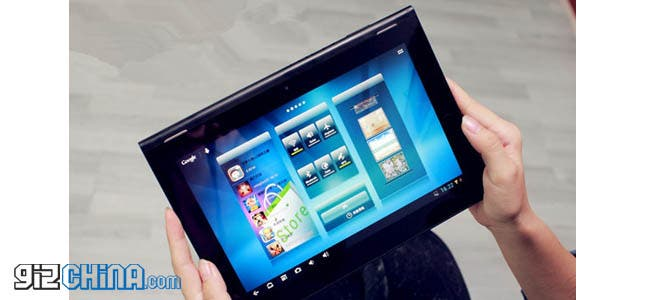 Flagship Pipo M8 tablet with Sony 9.4 inch 1280 x 800 display and 3G