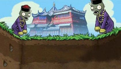 plants vs zombies chinese
