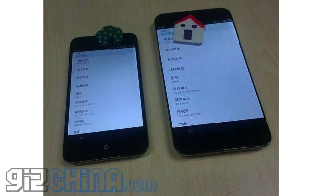 purported meizu mx3 leak