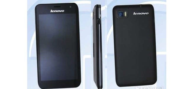 Updated 1.6Ghz Quad-core Lenovo K860i Spotted