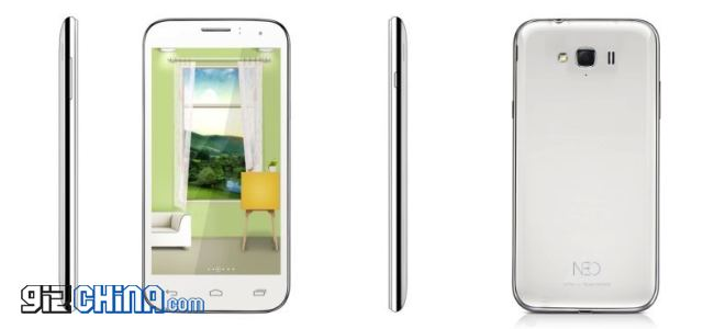 quad-core neo n003 5.3 inch phone specification