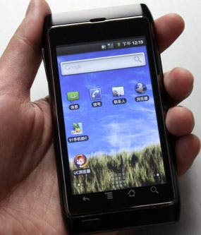 Rockchips' Nokia N8 Clone gets a Dual Core CPU and Android
