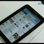 samsung galaxy tablet web browser 150x150 New Samsung Galaxy Tablet Video