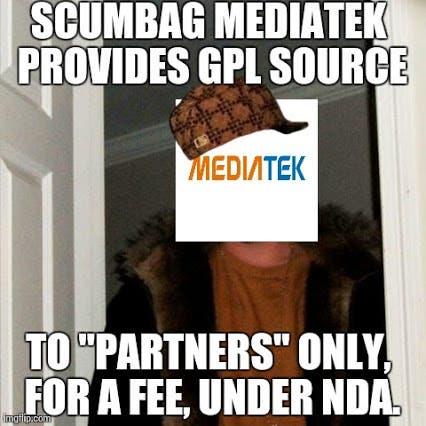 scumbag mediatek