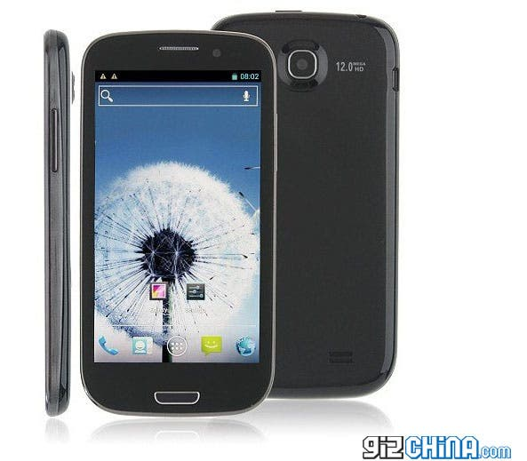 star b92m samsung galaxy s3 clone review UPDATE! Exclusive: Complete Star B92M HDC Galaxy S3 EX Review!