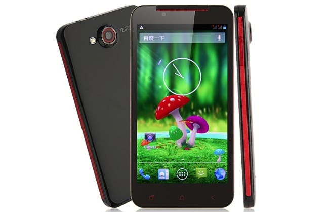 Star S5 Butterfly is a quad-core HTC Butterfly clone rocking Android 4.2