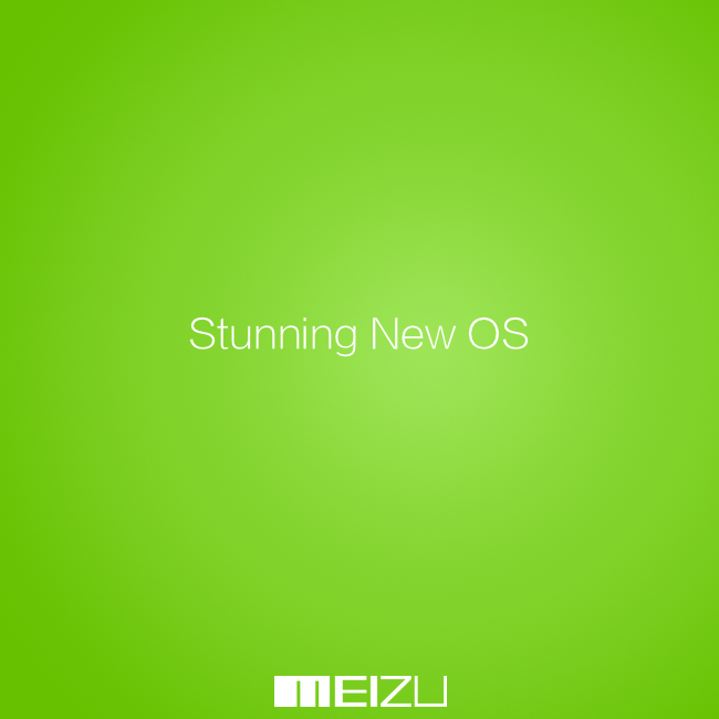 stunning new os Meizu