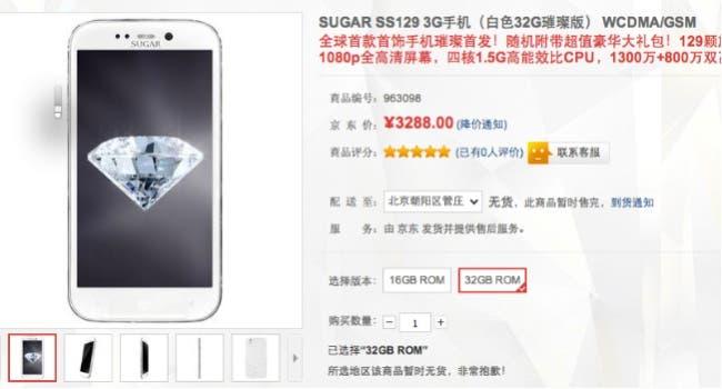 sugar ss129 Swarovski phone china