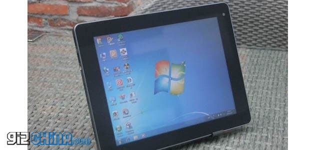 Sunle Windows 8 tablet with 9.7 inch LG screen and 3G coming soon!
