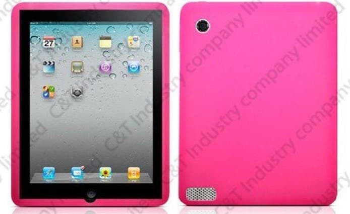 ipad 2 case leaked