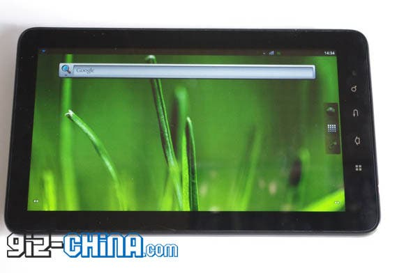 10.1 android tablet 3g china
