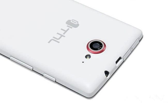 thl w11 android phone leaked