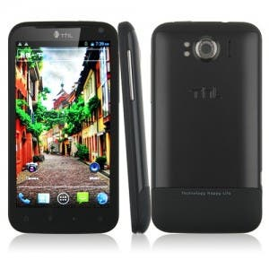 thl w3+ specification and review