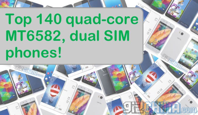 top 140 quad-core mt6582