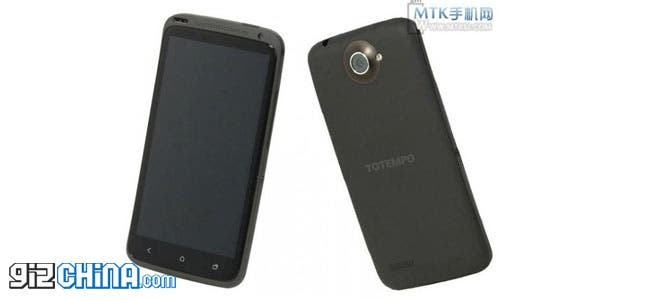 Totempo-T7 joins the HTC One X Clone party Brings Jelly Bean