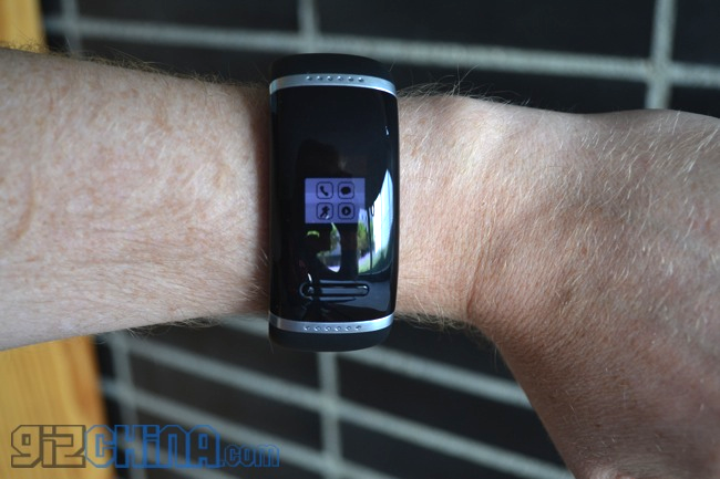 trendy smart l12s smart bracelet hands on