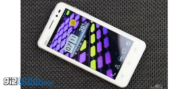 umi x1 4.5 inch dual core chinese phone UMi X1 goes on international sale ahead of JiaYu G3! Buy the UMi X1 now and save $15