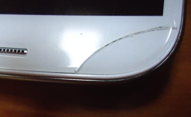 umi x2 cracked display
