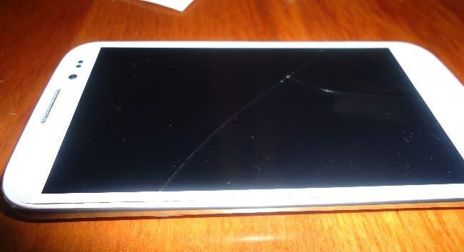umi x2 cracked display 1