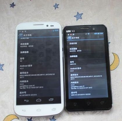 umi x2 hands on android UMi X2 Hands on: Engineering prototype