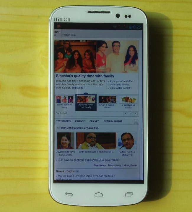 umi x2 india UMi X2 spotted testing in India! Could go on sale soon?