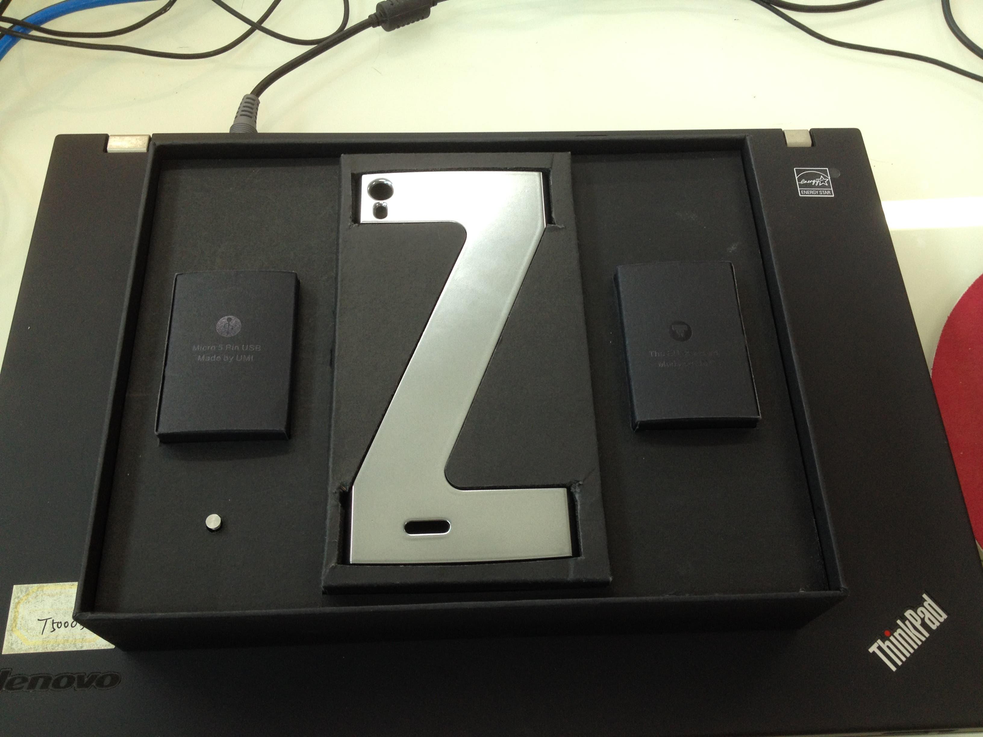 umi zero unboxing