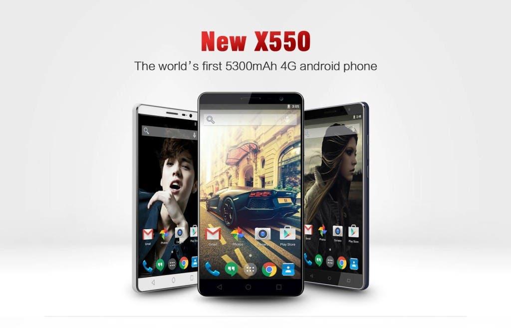 bluboo x550 new