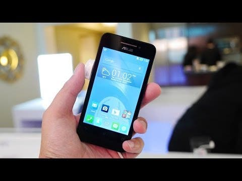 Video thumbnail for youtube video Video: $99 Asus Zenfone 4 hands-on - Gizchina.com