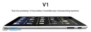 Visture V1 iPad 2 knock-off