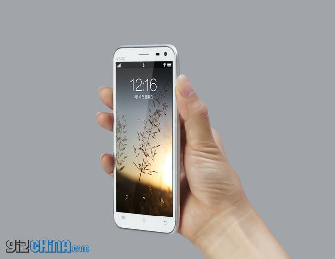 vivo x3 quad-core android phone with 5 inch screen