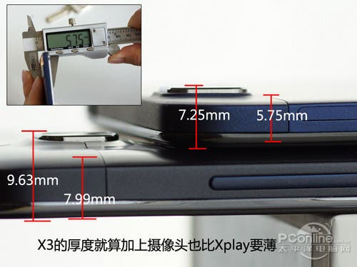 vivo x3 worlds thinnest phone