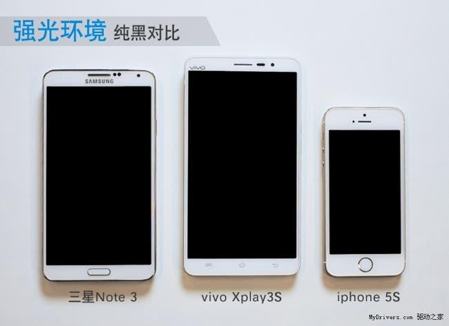vivo xplay 3s 2k display 5