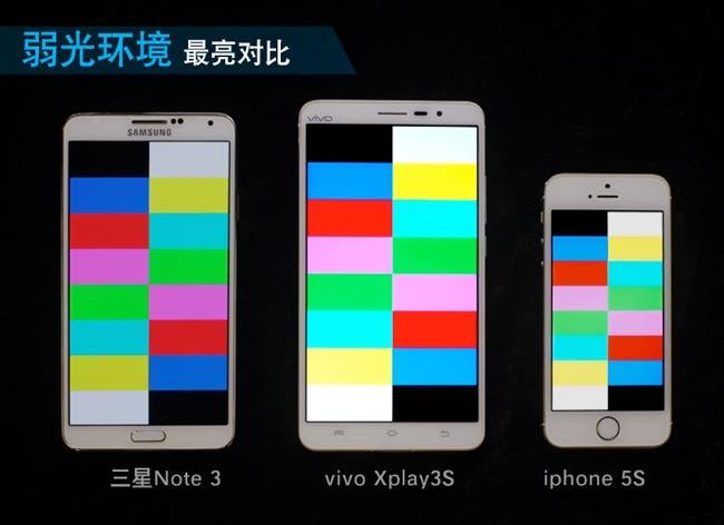 vivo xplay 3s 2k display 7