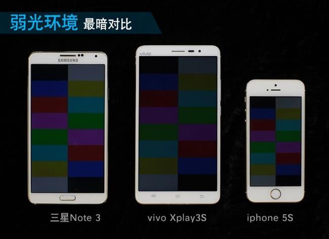 vivo xplay 3s 2k display 8