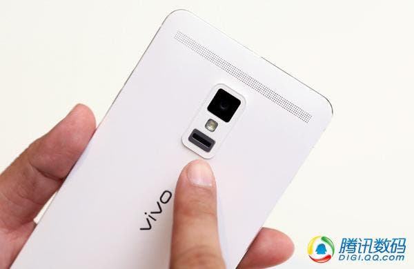 vivo xplay 3s fingerprint scanner